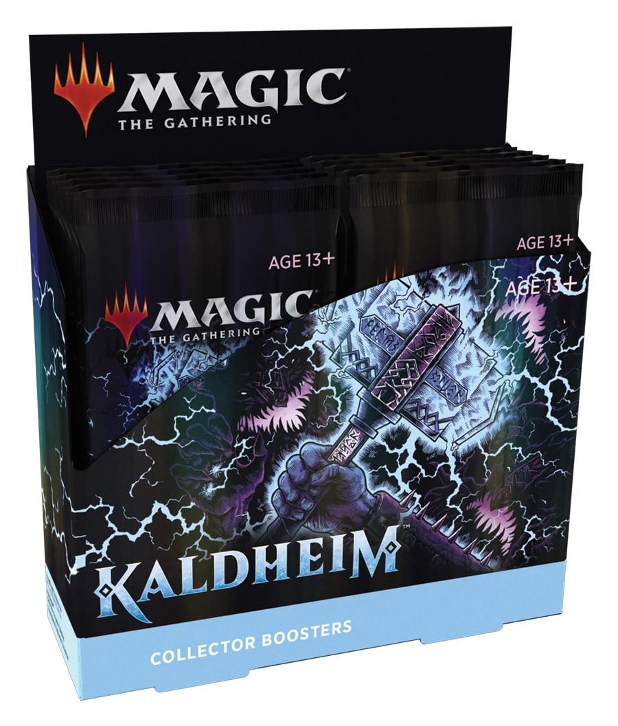 Collector Booster Box - Kaldheim