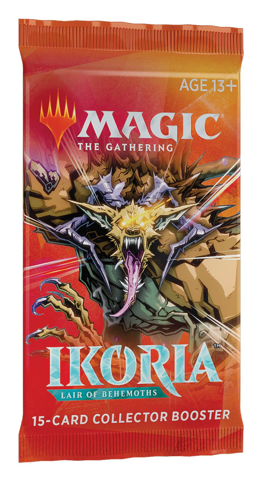 Collector Booster - Ikoria: Lair of Behemoths / Ikoria: Terra de Colossos