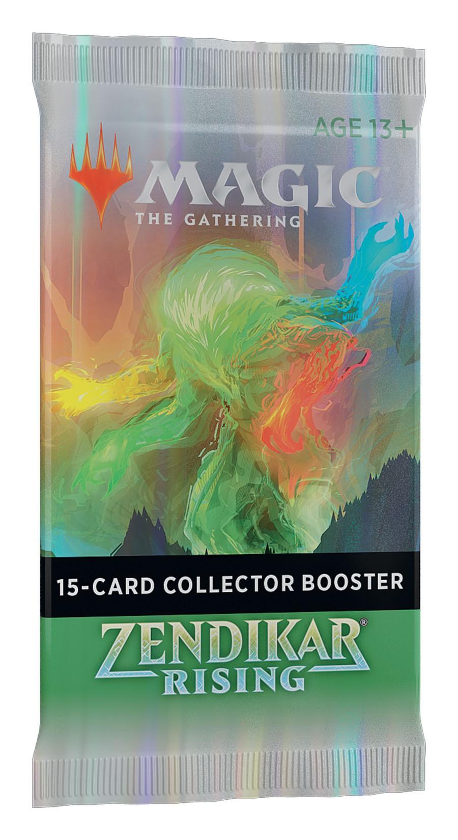 Collector Booster - Renascer de Zendikar / Zendikar Rising