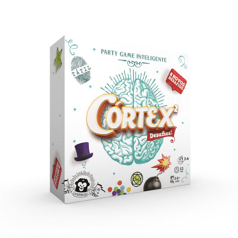 Cortex Desafios! 2