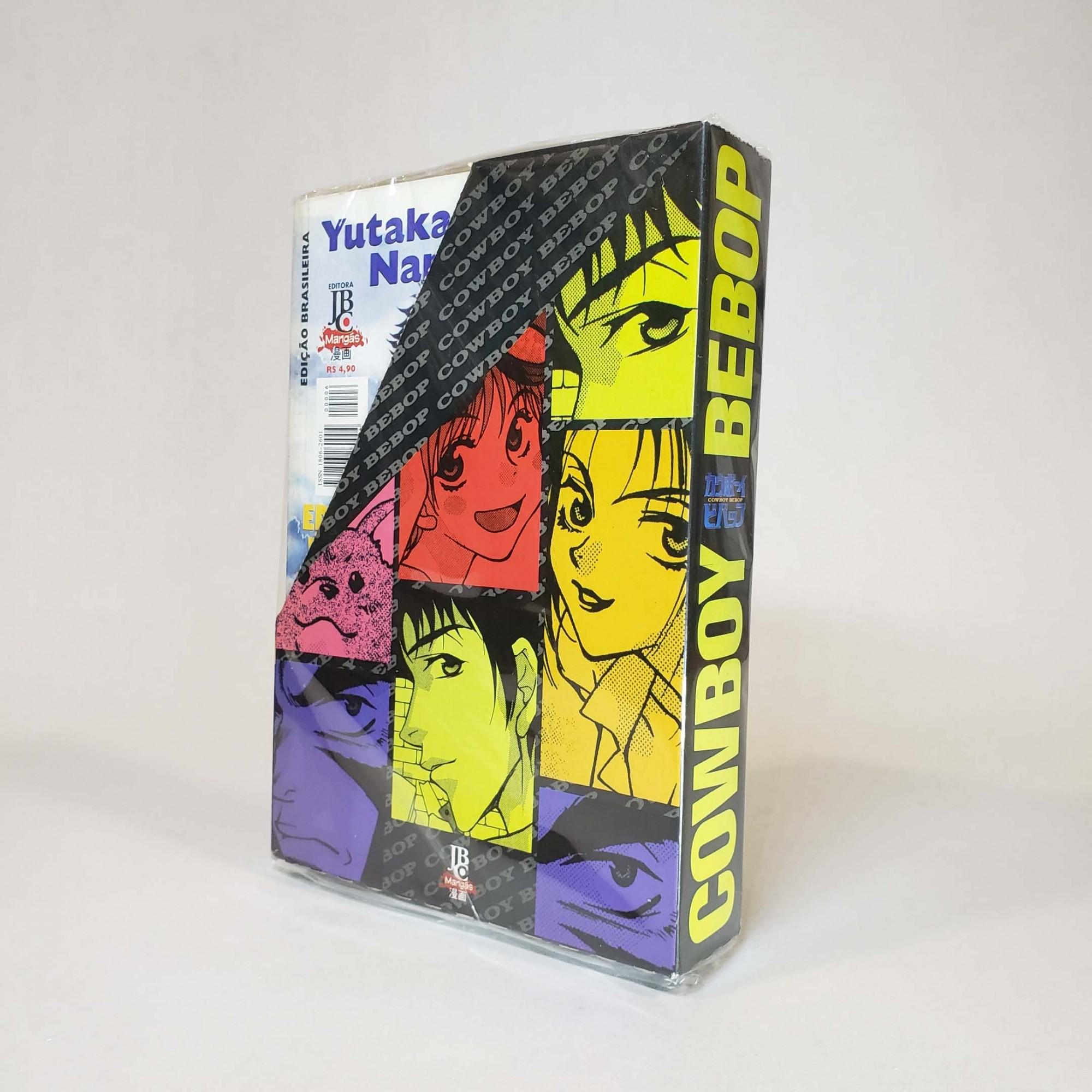 Cowboy Bebop - 1 ao 6 - Coleção Completa - Box