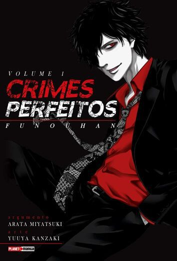 Crimes Perfeitos Funouhan - Volume 01