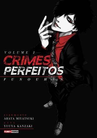 Crimes Perfeitos Funouhan - Volume 02