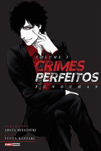 Crimes Perfeitos Funouhan - Volume 03