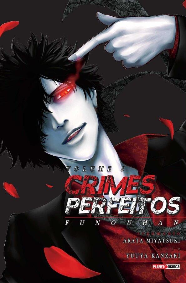 Crimes Perfeitos Funouhan - Volume 05