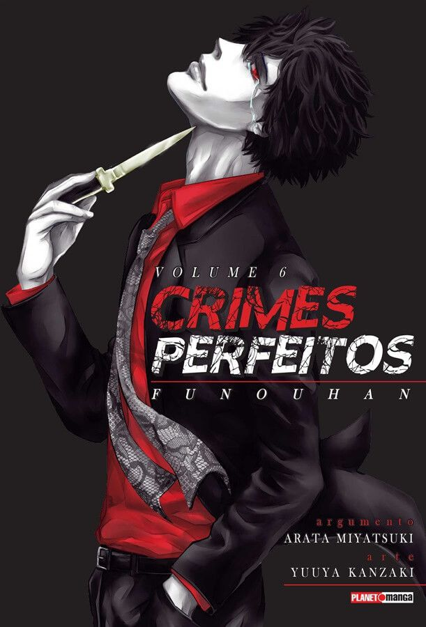 Crimes Perfeitos Funouhan - Volume 06