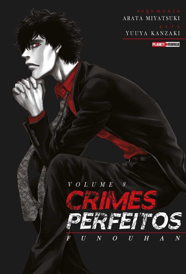 Crimes Perfeitos Funouhan - Volume 08