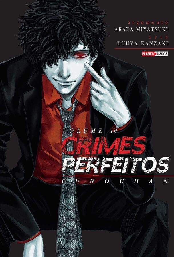 Crimes Perfeitos Funouhan - Volume 10
