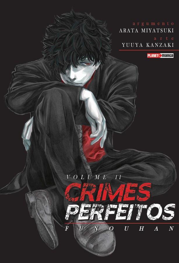 Crimes Perfeitos Funouhan - Volume 11