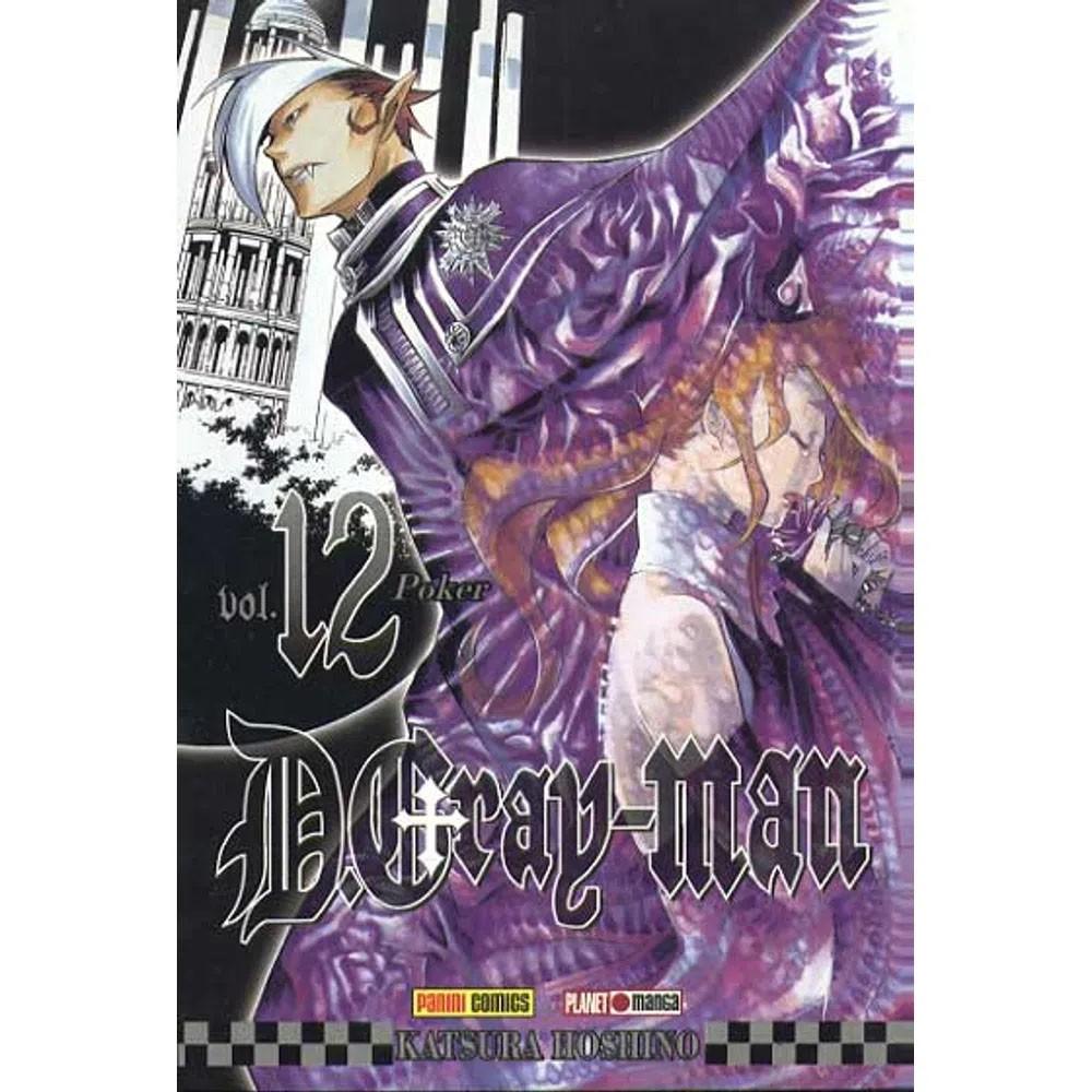 D.Gray-Man - Volume 12 - Usado