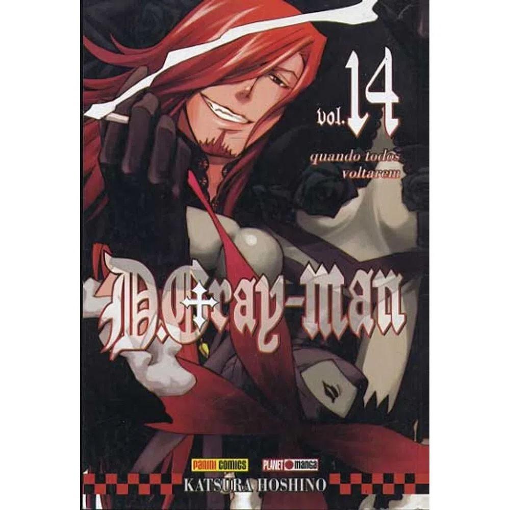 D.Gray-Man - Volume 14 - Usado