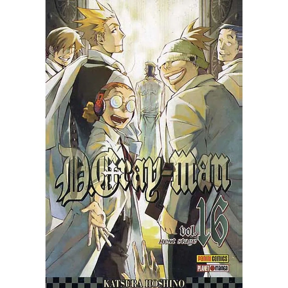 D.Gray-Man - Volume 16 - Usado