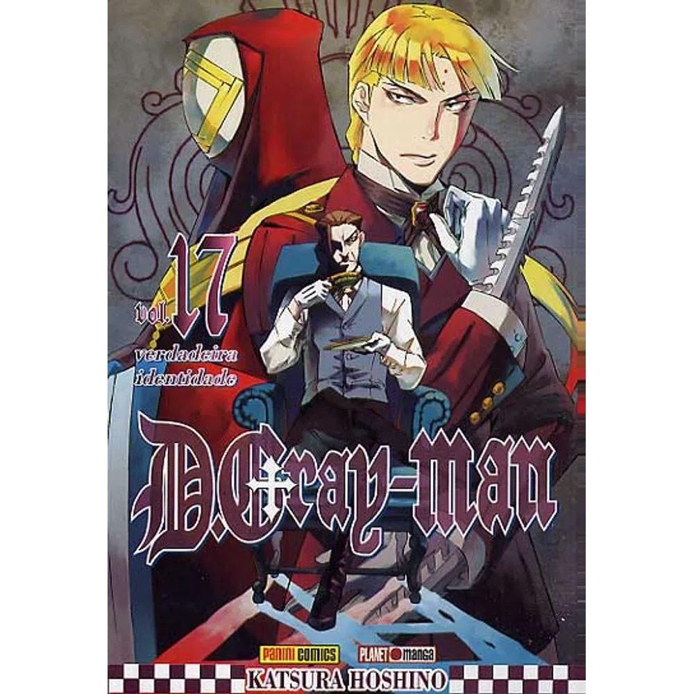 D.Gray-Man - Volume 17 - Usado