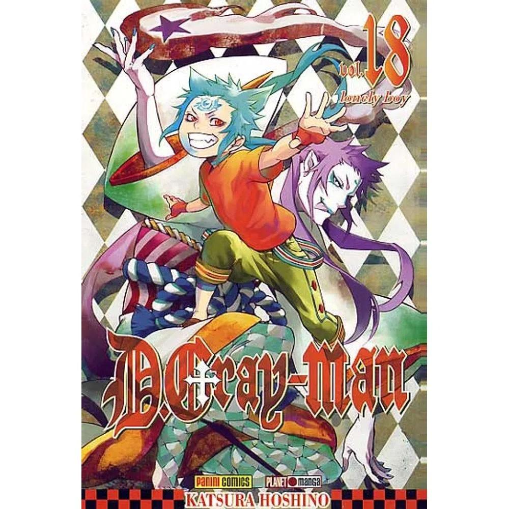D.Gray-Man - Volume 18 - Usado