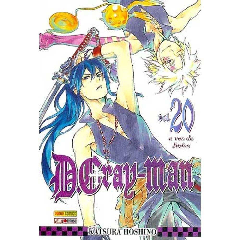 D.Gray-Man - Volume 20 - Usado