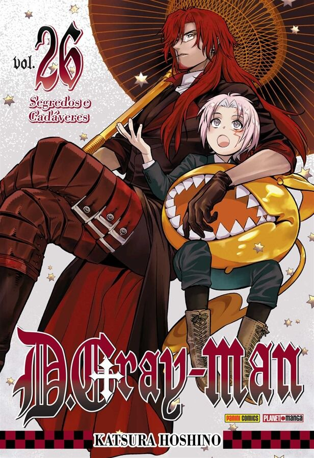 D.Gray-Man - Volume 26