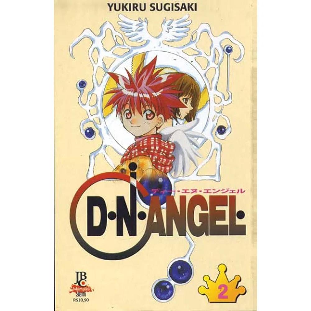 D N Angel - Volume 02 - Usado