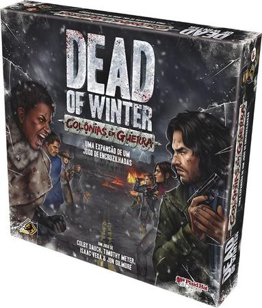 Dead of Winter - Colônias em Guerra - Expansão
