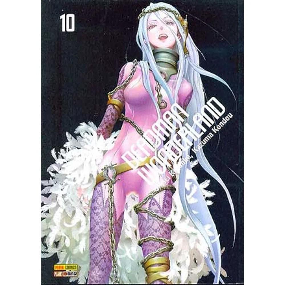 Deadman Wonderland - Volume 10 - Usado