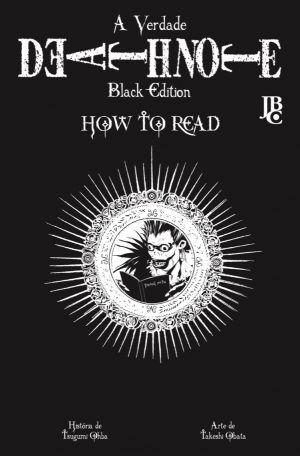 Death Note Black Edition - How to Read - Usado