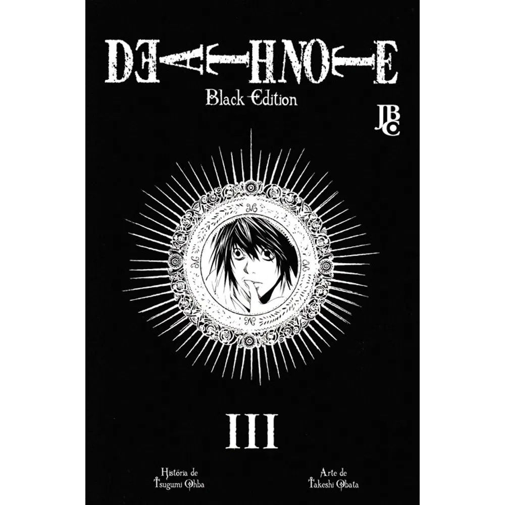 Death Note Black Edition - Volume 03