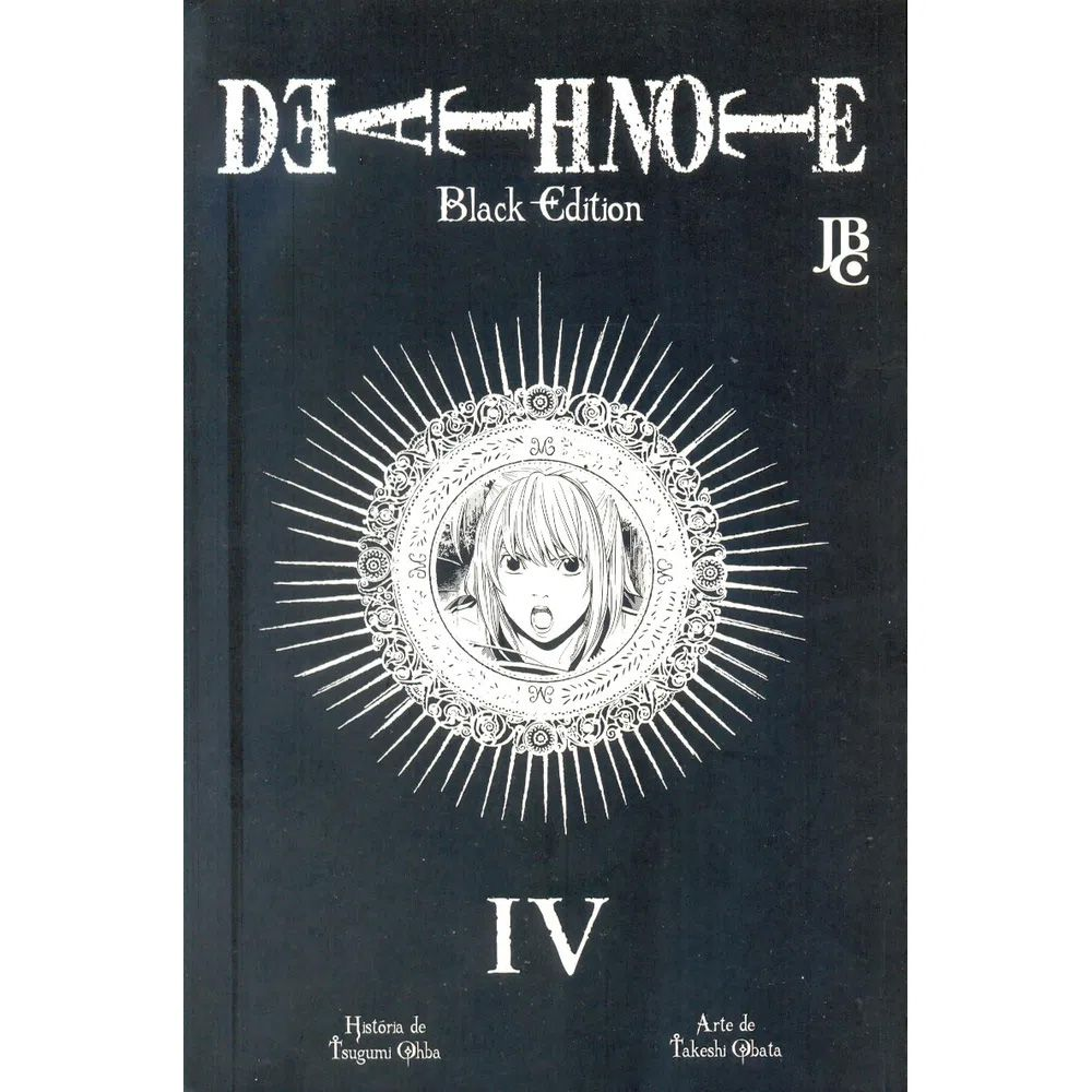 Death Note Black Edition - Volume 04