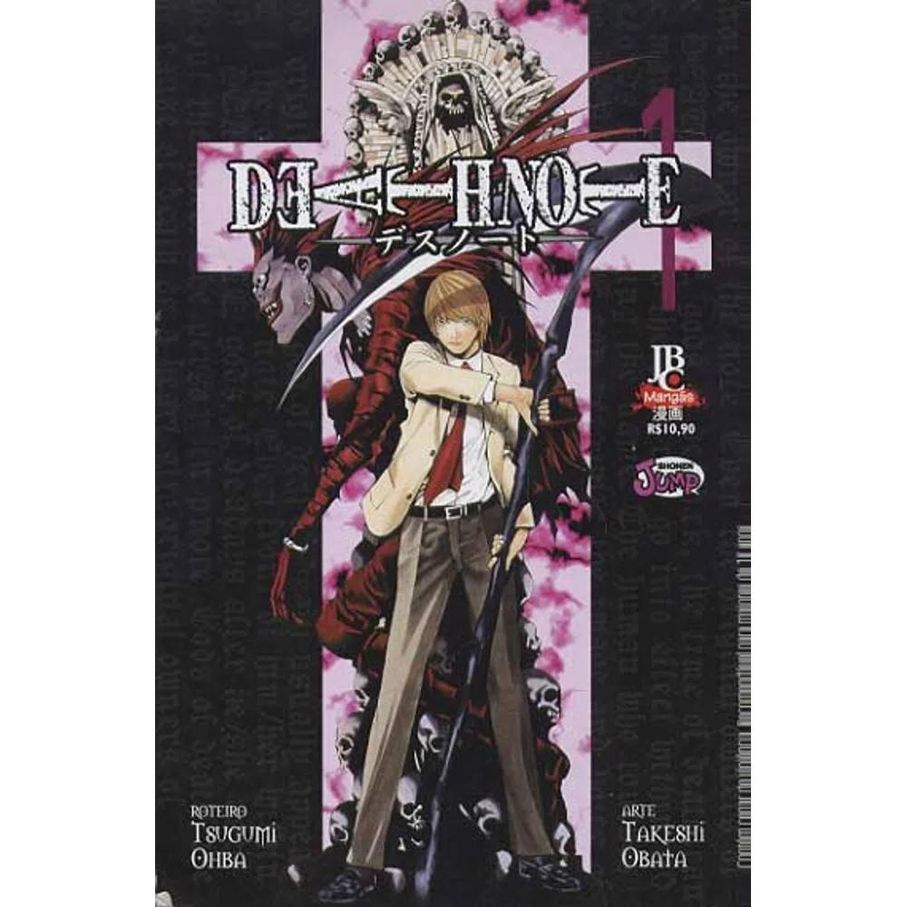 Death Note - Volume 01 - Usado