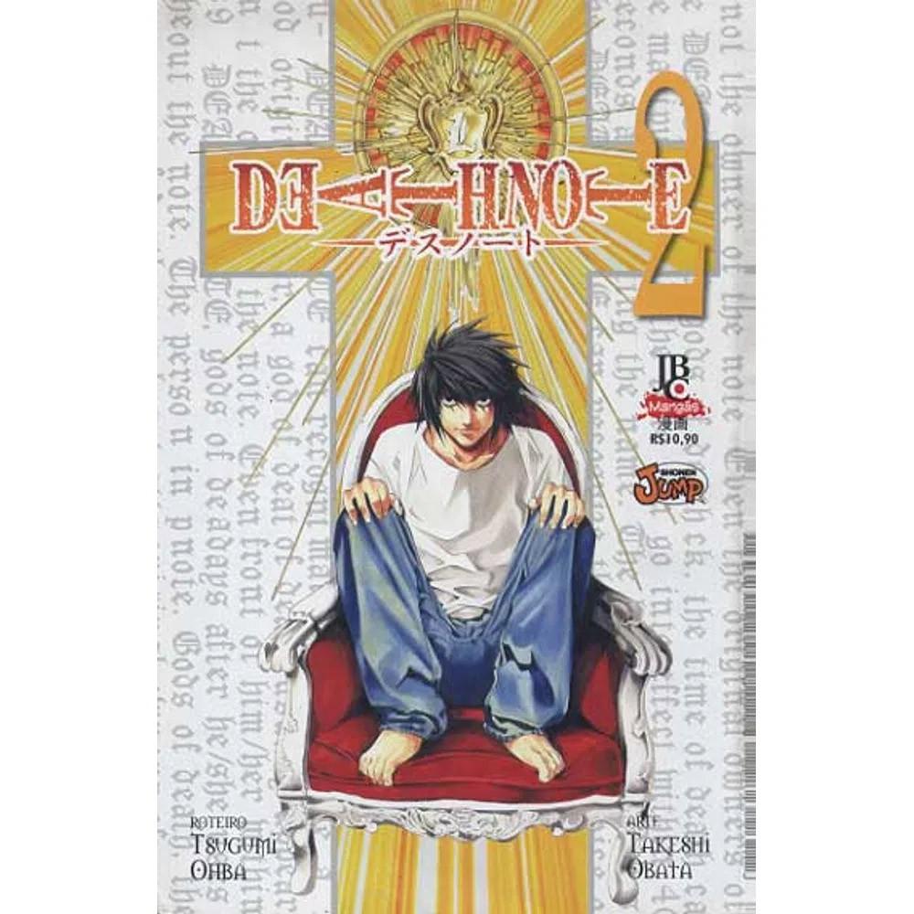 Death Note - Volume 02 - Usado