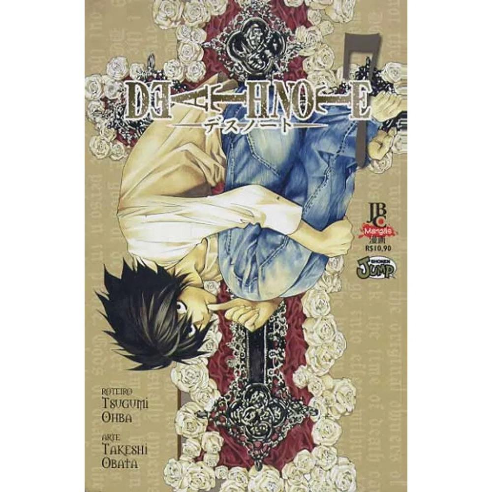 Death Note - Volume 07 - Usado