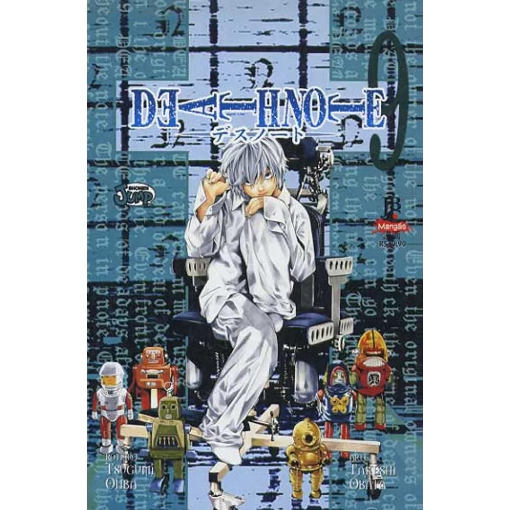 Death Note - Volume 09 - Usado