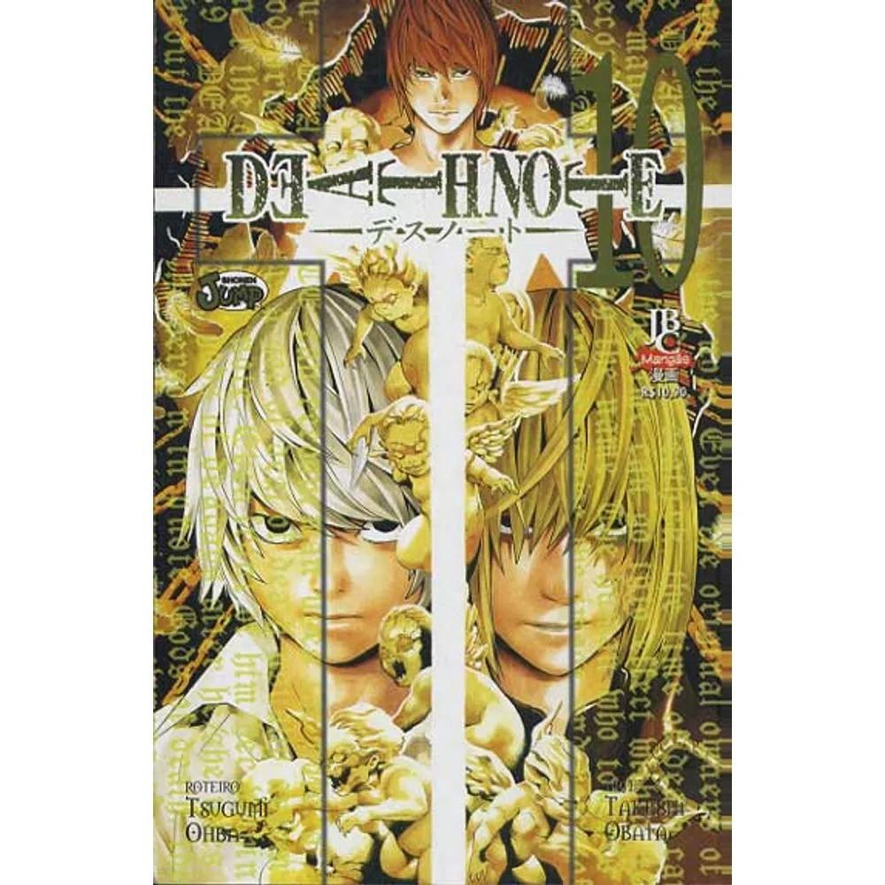Death Note - Volume 10 - Usado