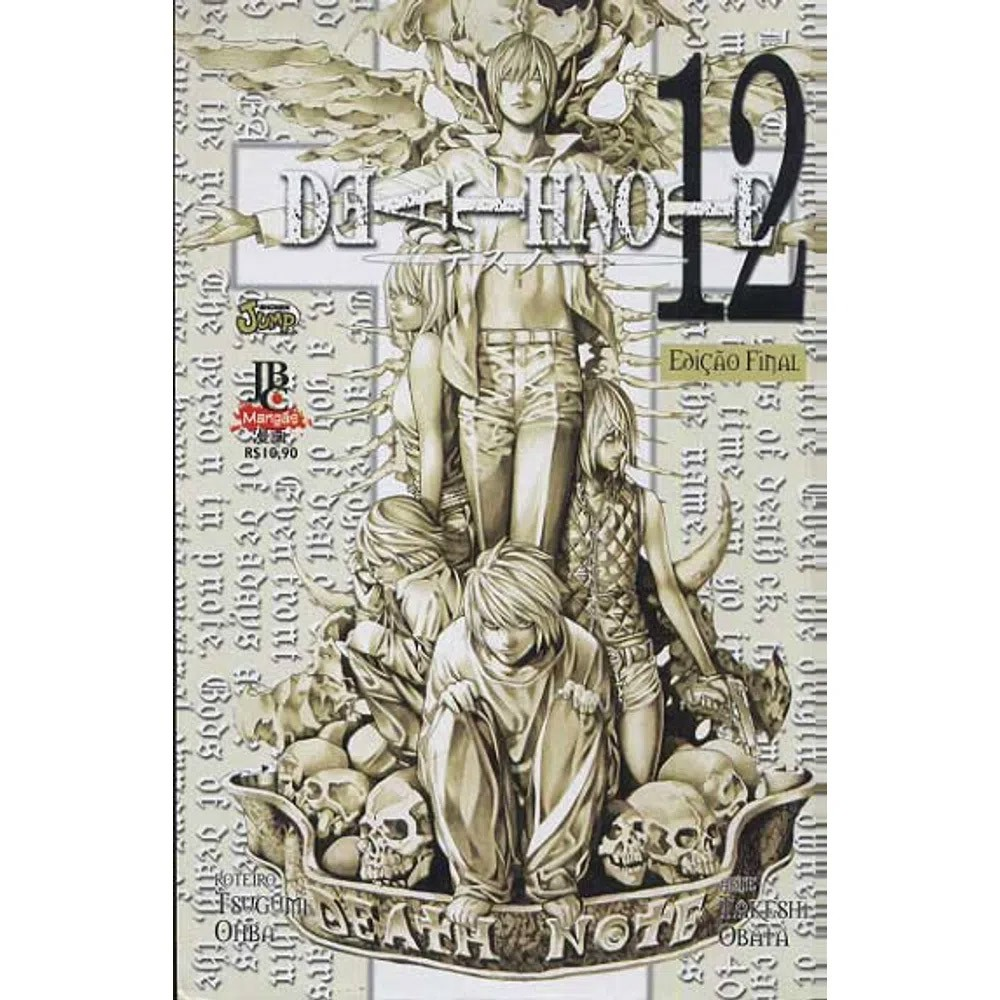 Death Note - Volume 12 - Usado