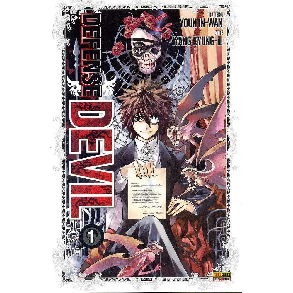 Defense Devil - Volume 01 - Usado