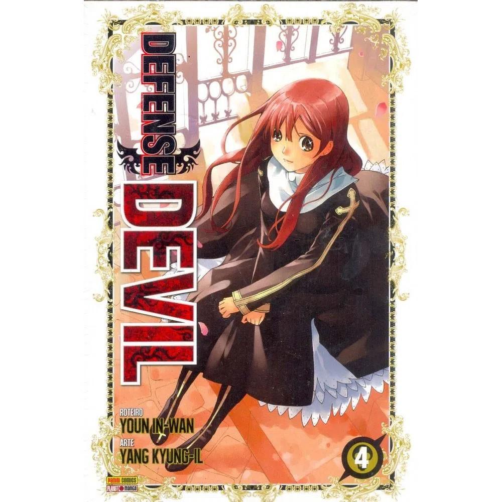 Defense Devil - Volume 04 - Usado
