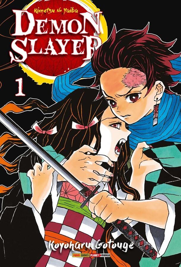 Demon Slayer - Kimetsu no Yaiba - Volume 01