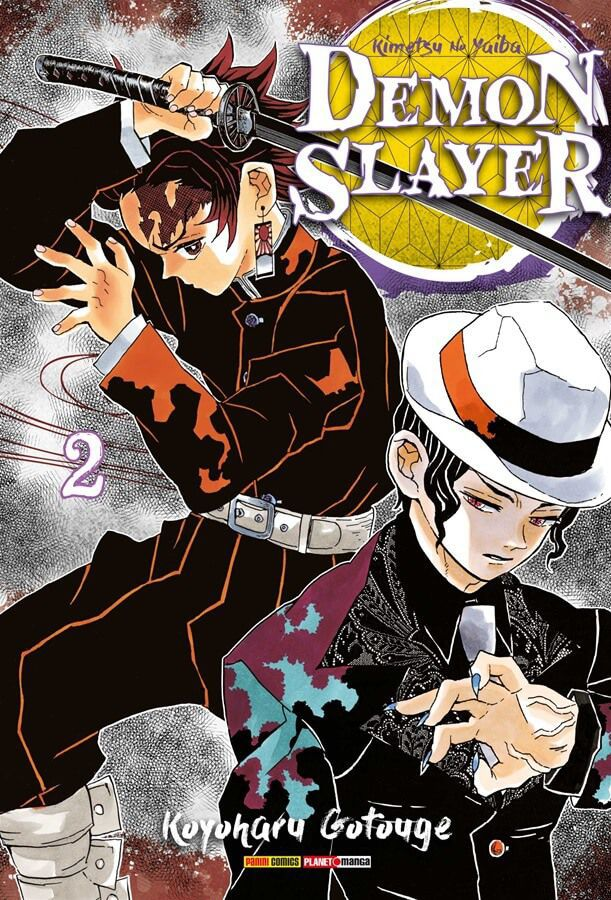 Demon Slayer / Kimetsu no Yaiba - Volume 02