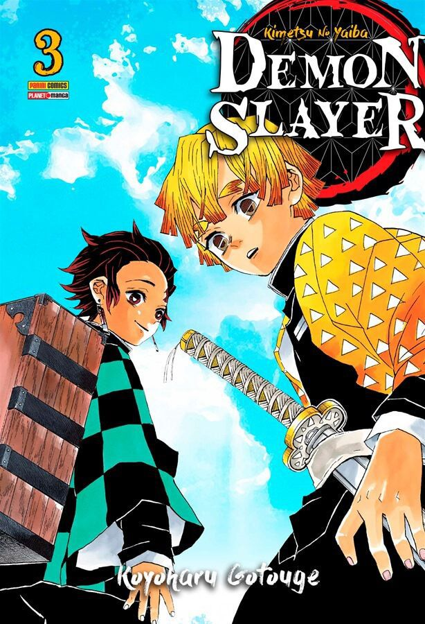 Demon Slayer - Kimetsu no Yaiba - Volume 03