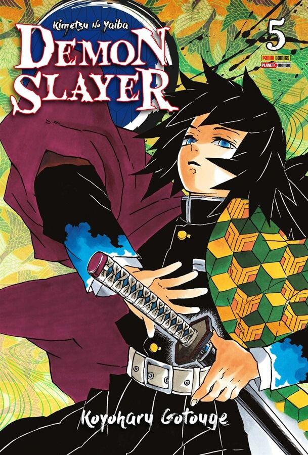 Demon Slayer / Kimetsu no Yaiba - Volume 05