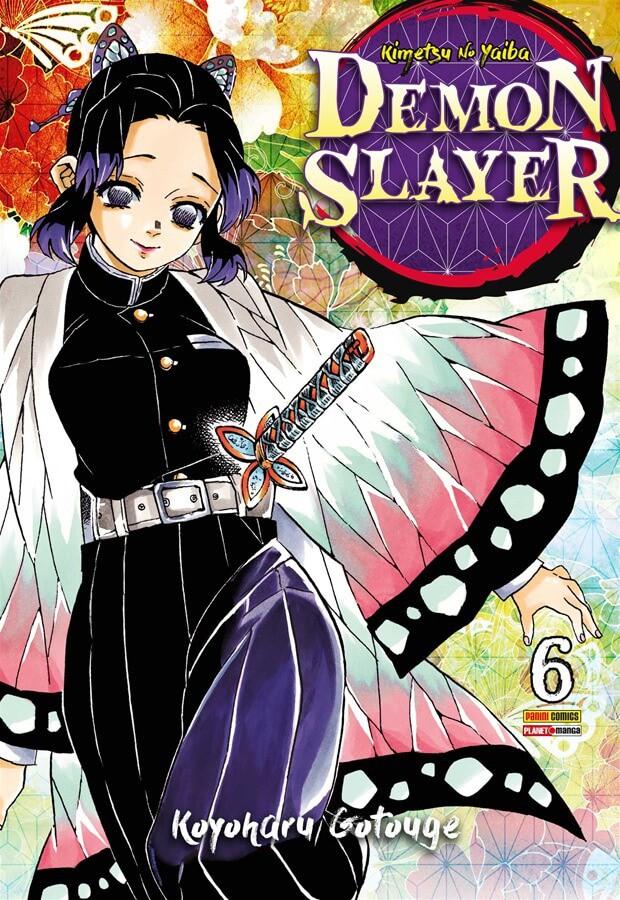 Demon Slayer - Kimetsu no Yaiba - Volume 06
