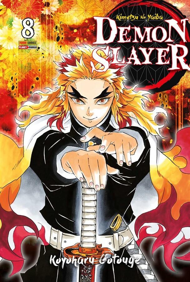 Demon Slayer / Kimetsu no Yaiba - Volume 08