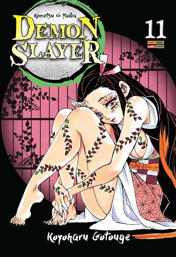 Demon Slayer - Kimetsu no Yaiba - Volume 11