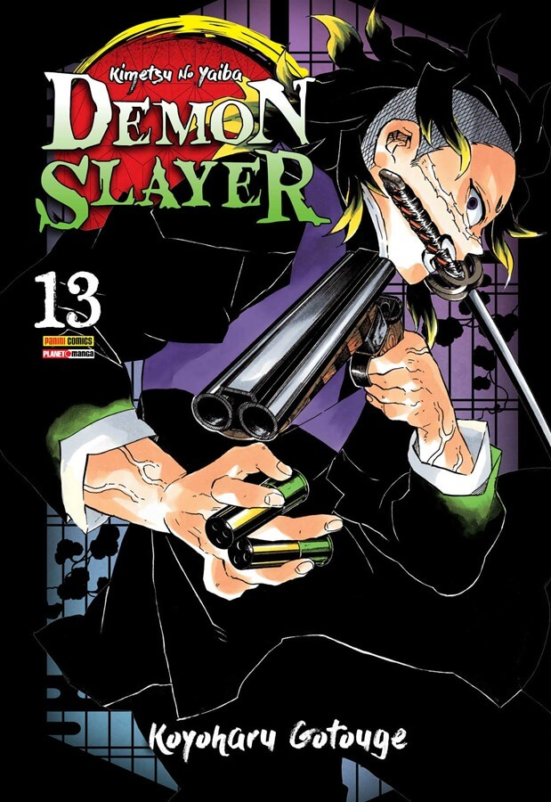Demon Slayer - Kimetsu no Yaiba - Volume 13