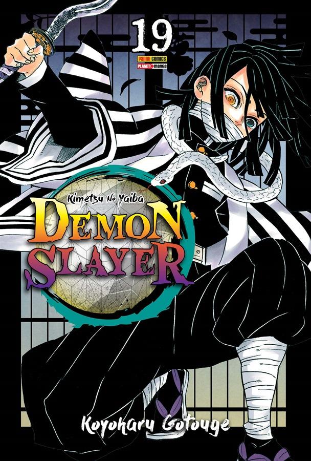 Demon Slayer / Kimetsu no Yaiba - Volume 19