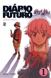 Diário do Futuro (Mirai Nikki) - Volume 01 - Usado