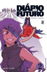 Diário do Futuro (Mirai Nikki) - Volume 02 - Usado