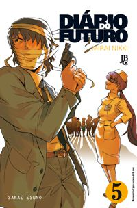 Diário do Futuro (Mirai Nikki) - Volume 05 - Usado