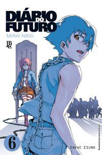 Diário do Futuro (Mirai Nikki) - Volume 06 - Usado