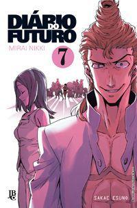 Diário do Futuro (Mirai Nikki) - Volume 07 - Usado