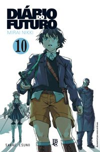 Diário do Futuro / Mirai Nikki - Volume 10 - Usado