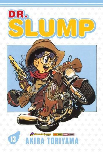 Dr. Slump - Volume 13